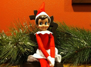 Seven Year Old Girl Calls 911 Because She Touched The Elf On The Shelf
