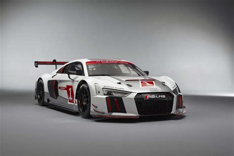2016 Audi R8 LMS (FIA GT3 race car) photo gallery Between the Axles