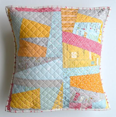 Improv cushion for Gran