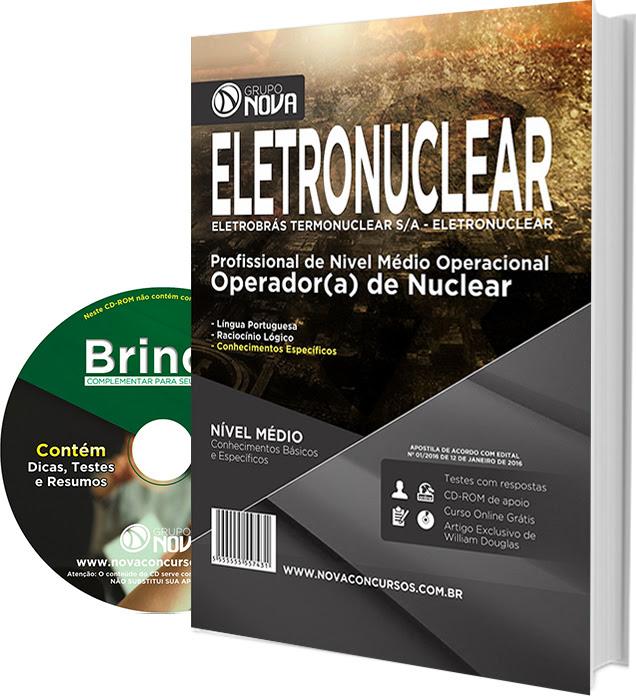 Apostila Eletronuclear (Termonuclear) - Especialista em Segurança