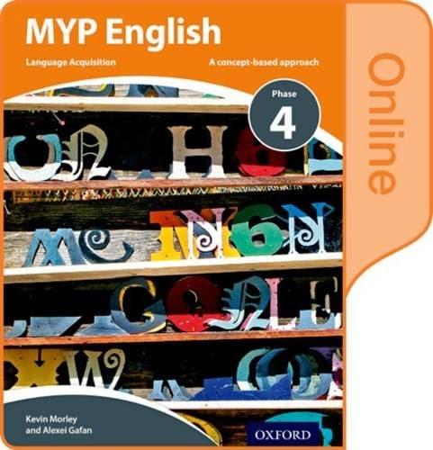 Download Ebook for Free 244: MYP English Language ...