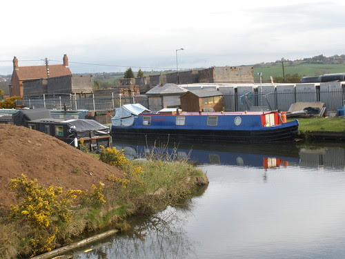 Ogley Junction Boat Yard, Wyrley & Essington Canal