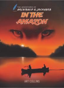 AJ In the Amazon