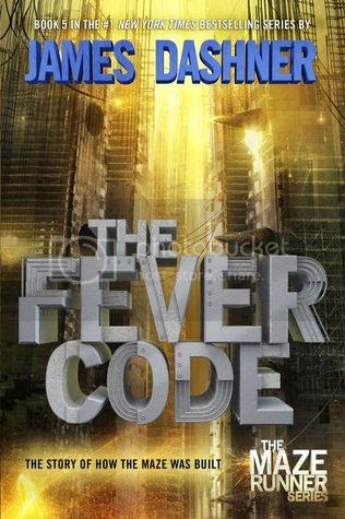 https://www.goodreads.com/book/show/23267628-the-fever-code?from_search=true