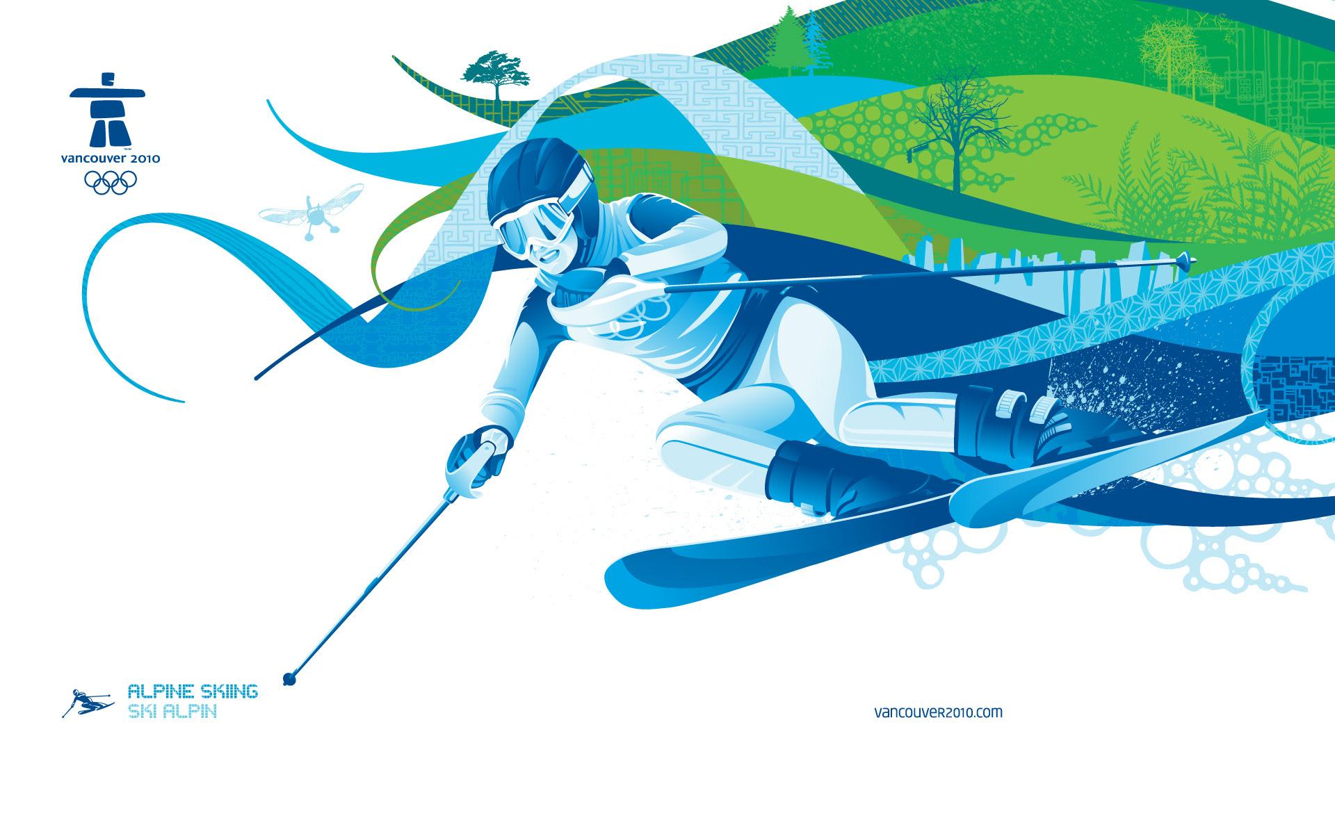 Alpine Skiing, Vancouver 2010