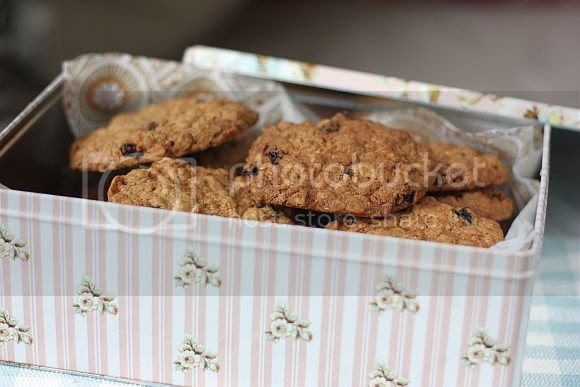 oatmeal cookie 1