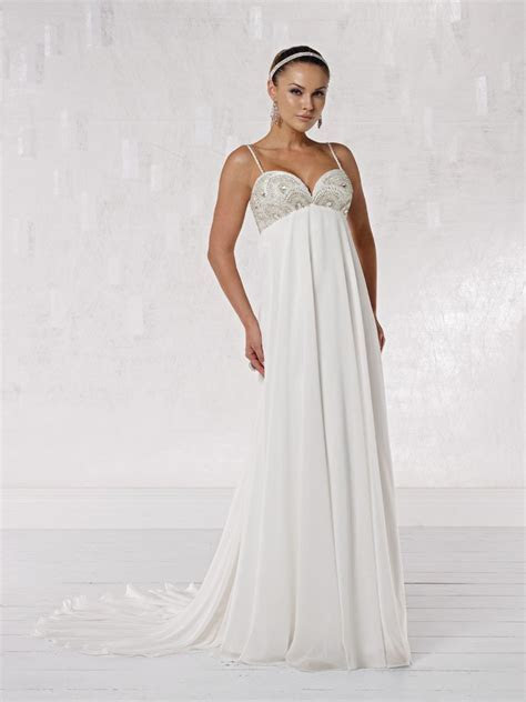 Empire Style Wedding Dresses   Wedding dress buying tips