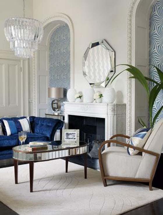 Interior Spotlight Art Deco Decor Design Show
