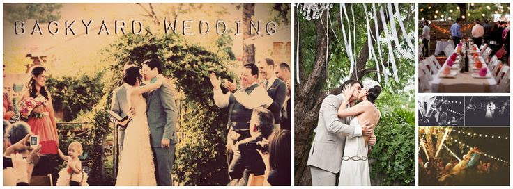 Backyard Fall Wedding Ideas | Wedding idea | Pinterest