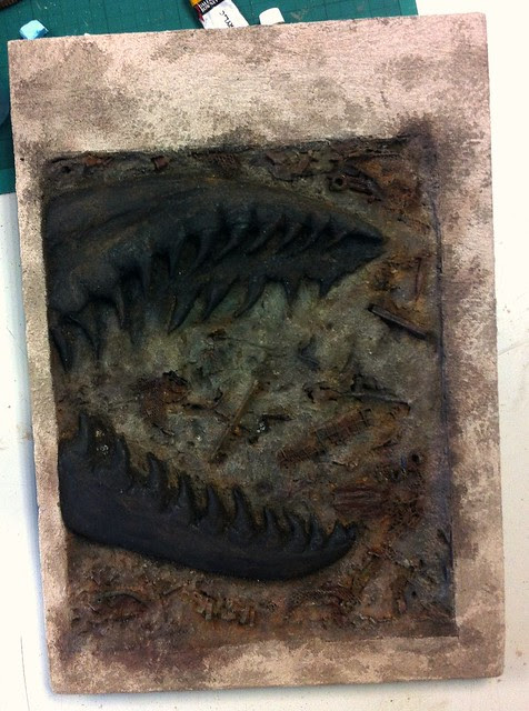 'Fossils of the Future' Project