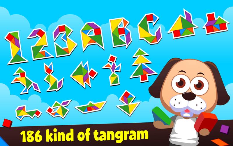 tangram kinder malvorlagen apk