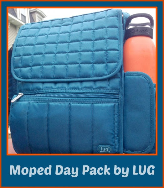 Enter the Moped Day Pack by Lug Giveaway. Ends 6/15.