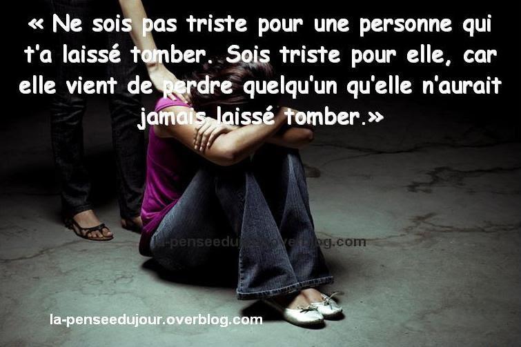 Citation Damour Triste Pour Elle