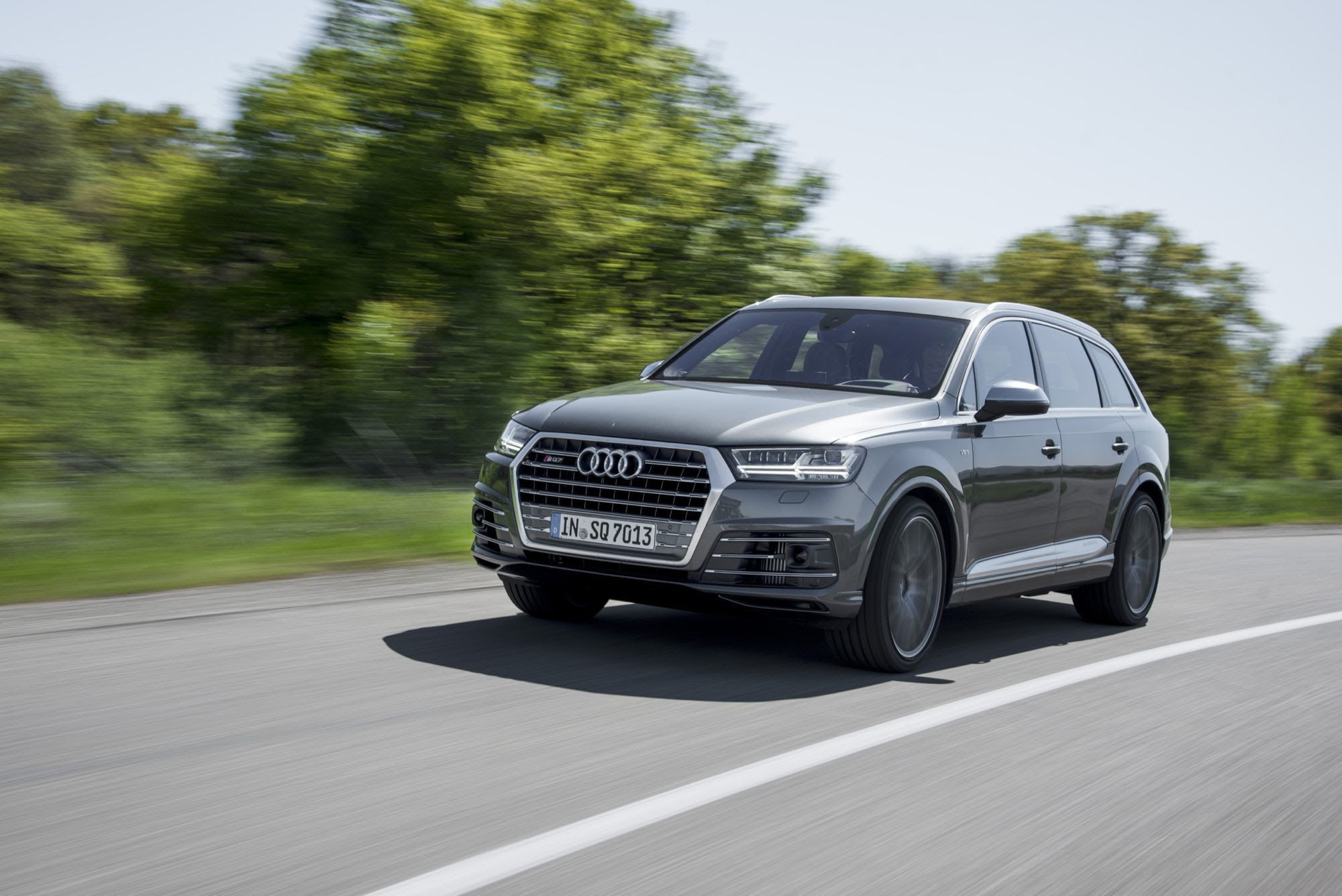 2017 Audi SQ7 Review | CarAdvice