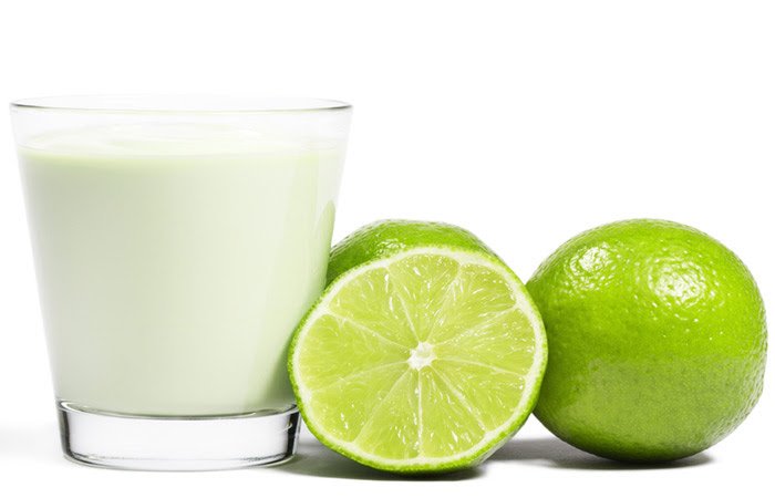 Image result for milk and lime