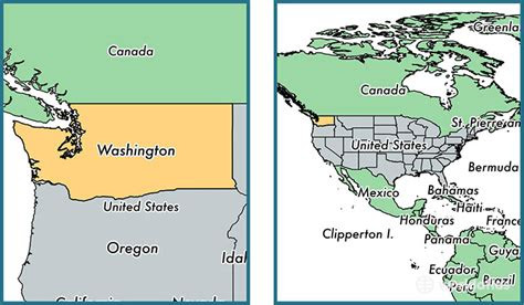 washington state   washington located