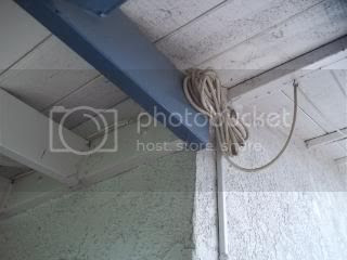Romex under patio eave...Question - InterNACHI Inspection Forum