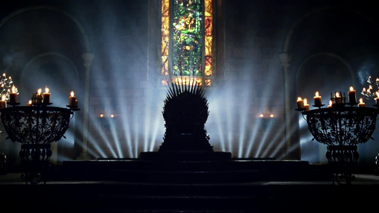 Iron Throne Teaser - game-of-thrones
