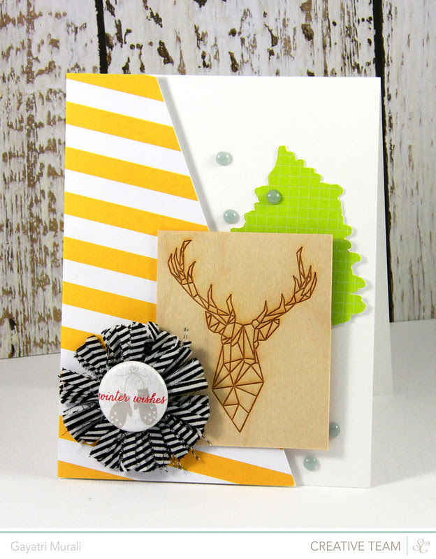 Studio Calico December Bluenote kit cards