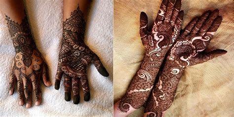 Mesmerizing Mehndi Designs for Beautiful Indian Brides