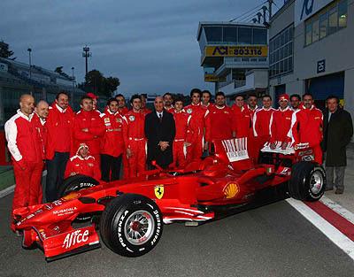 Italian F3 stars enjoy Ferrari F1 test - Pitpass.com