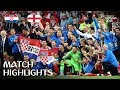 Match Highlights: Croatia 2-1 England - 2018 FIFA World Cup Russia