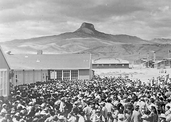 Image result for heart mountain japanese internment camp