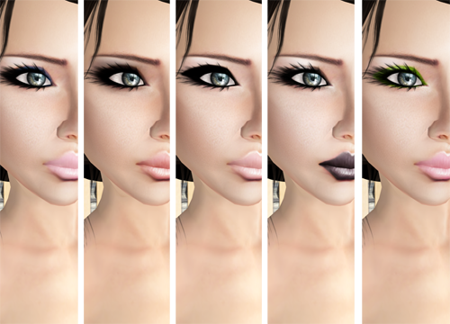 NEW! -Glam Affair- Sofia Natural Skin -Make Up