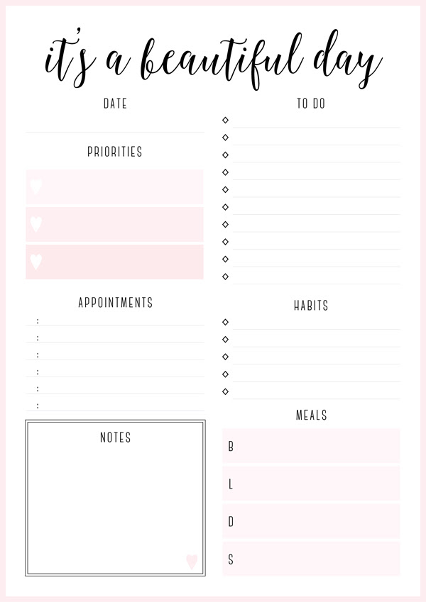 Daily To Do List Reminder | Cover Letter Examples Jimmy Sweeney