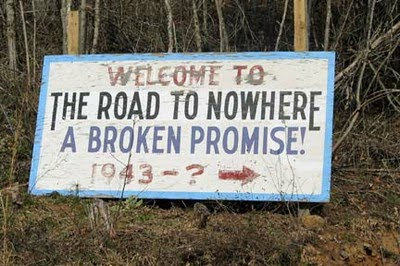 road to nowhere 11