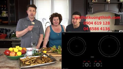 Bếp từ Munchen sản phẩm hoàn hảo của công nghệ