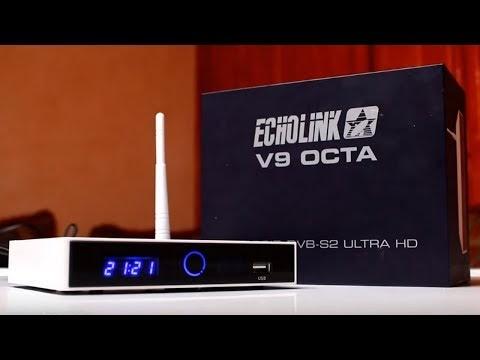تعرف على Echolink V9 OCTA 4K الجديد بمعالج ثماني النواة