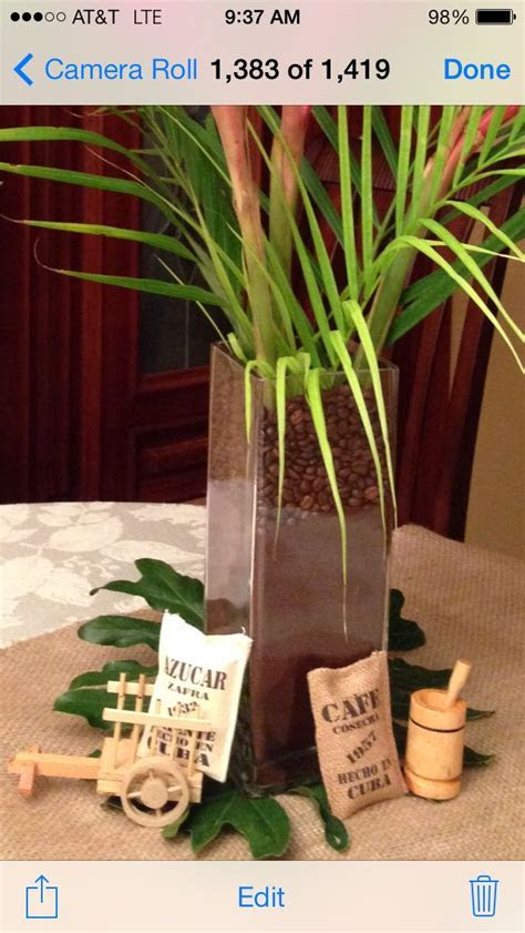 cuban table decorations   My Web Value