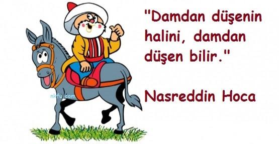 Nasreddin Hoca Resimli Sözleri