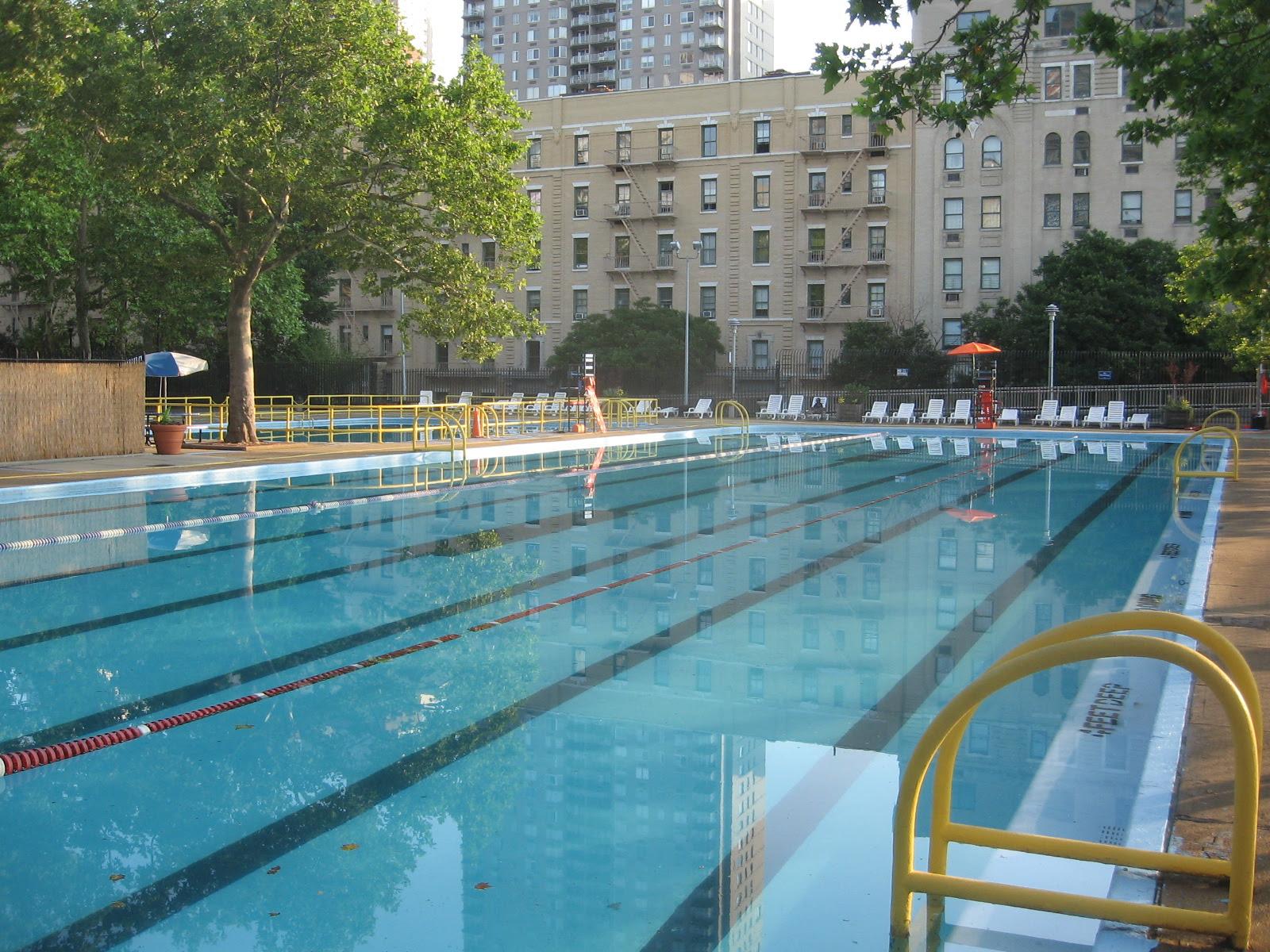 36: John Jay Park Pool | 40 Pools