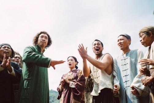 THE VILLAGE OF NO RETURN: premières images de la comédie d'arts martiaux avec Shu Qi
