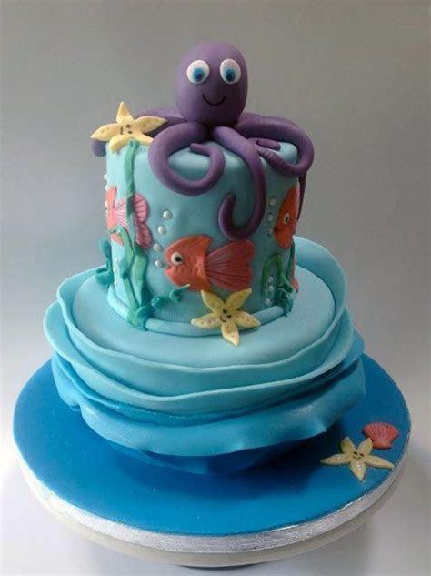 27 best Octopus cake   Kraken Torte images on Pinterest