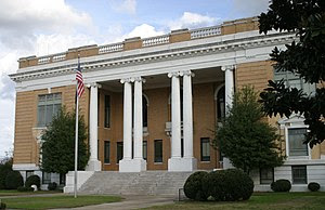 English: Sumter County Courthouse in Sumter Co...