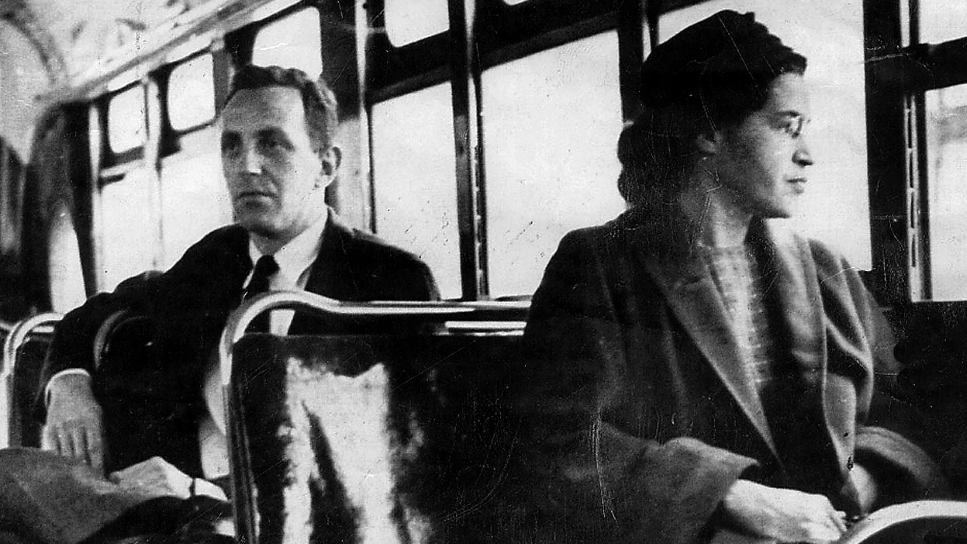 60 Years Ago Rosa Parks Refused To Give Up Her Seat