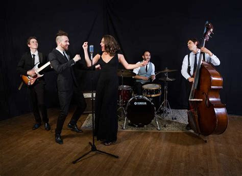 New York area wedding band spotlight: Silver Arrow Band