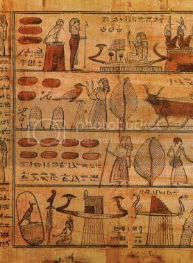 Gibi em Papiro