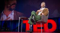 BJ Miller speaking at TED.