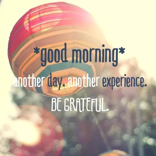 60  Beautiful Inspirational Good Morning sayings
