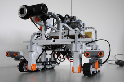 METERON communications test robot
