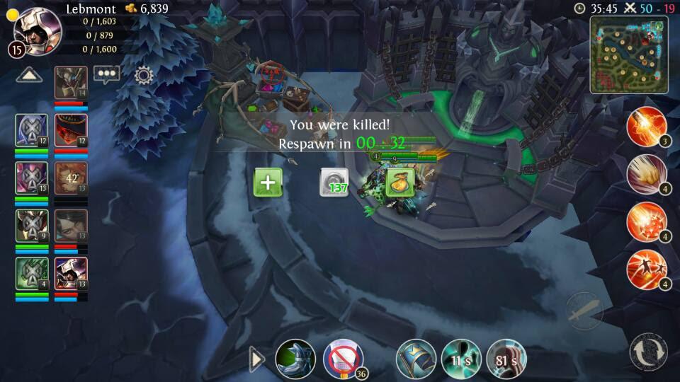 game giống liên minh huyền thoại cho microsoft