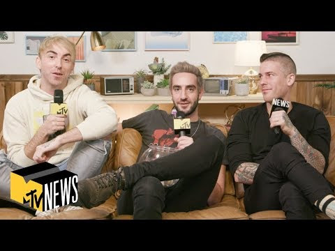 All Time Low on 'Some Kind of Disaster' & Defining Their Legacy For 'MTV News'
