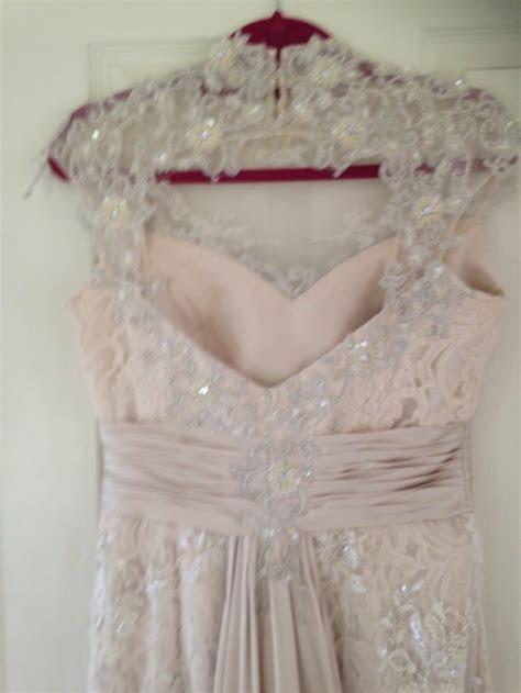 Elegant Vintage Style beaded lace dress   Sell My Wedding