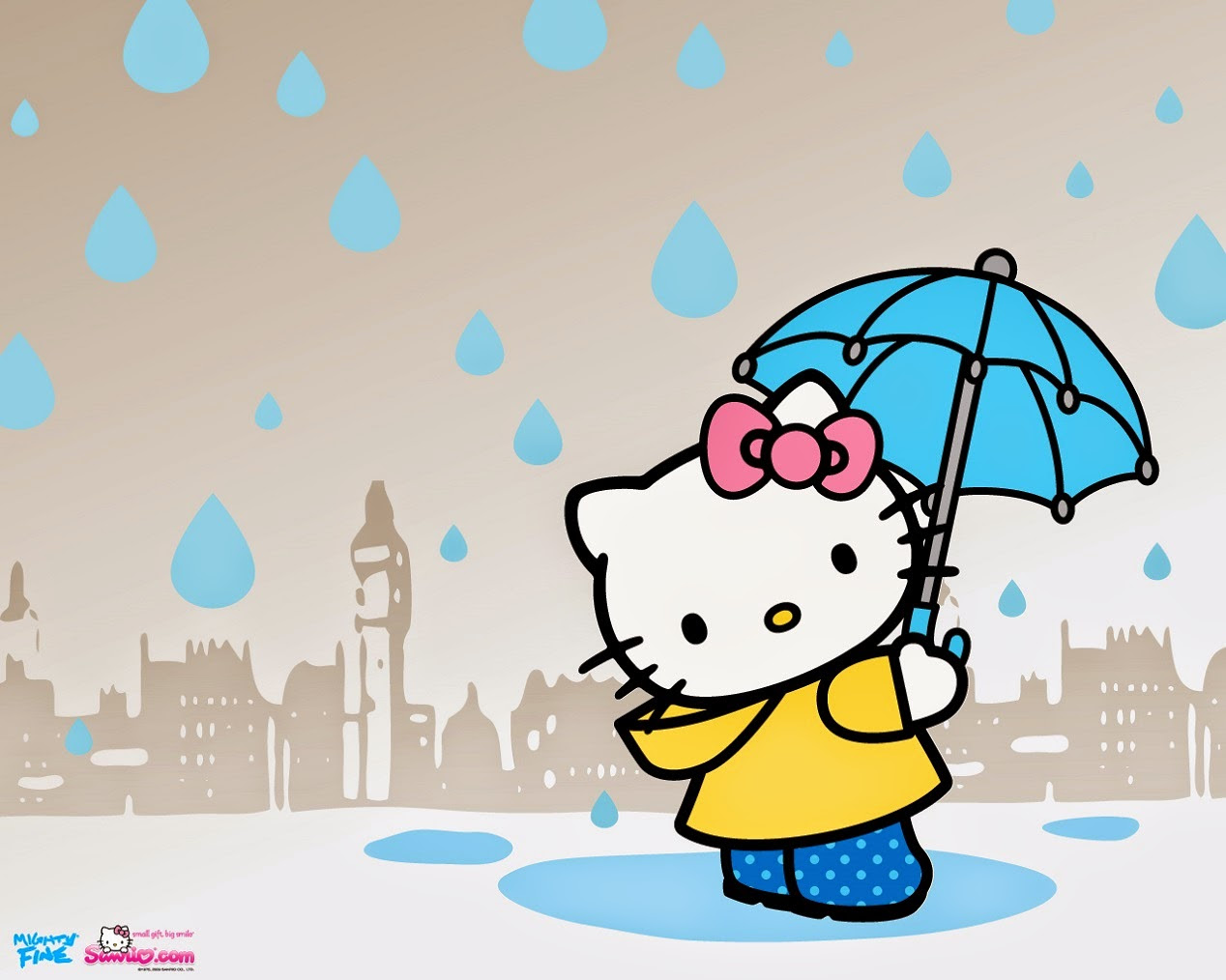 Hello Kitty Wallpapers For Tablet Wallpaper 1268x1014