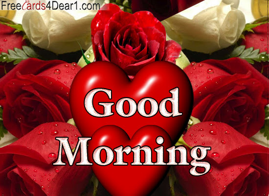 Beautiful Good Morning Greeting Greeting Cards