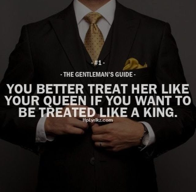 The Best Treat Like A Queen Quotes - Soaknowledge